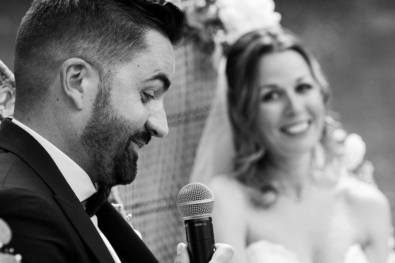 Discours des mariés
