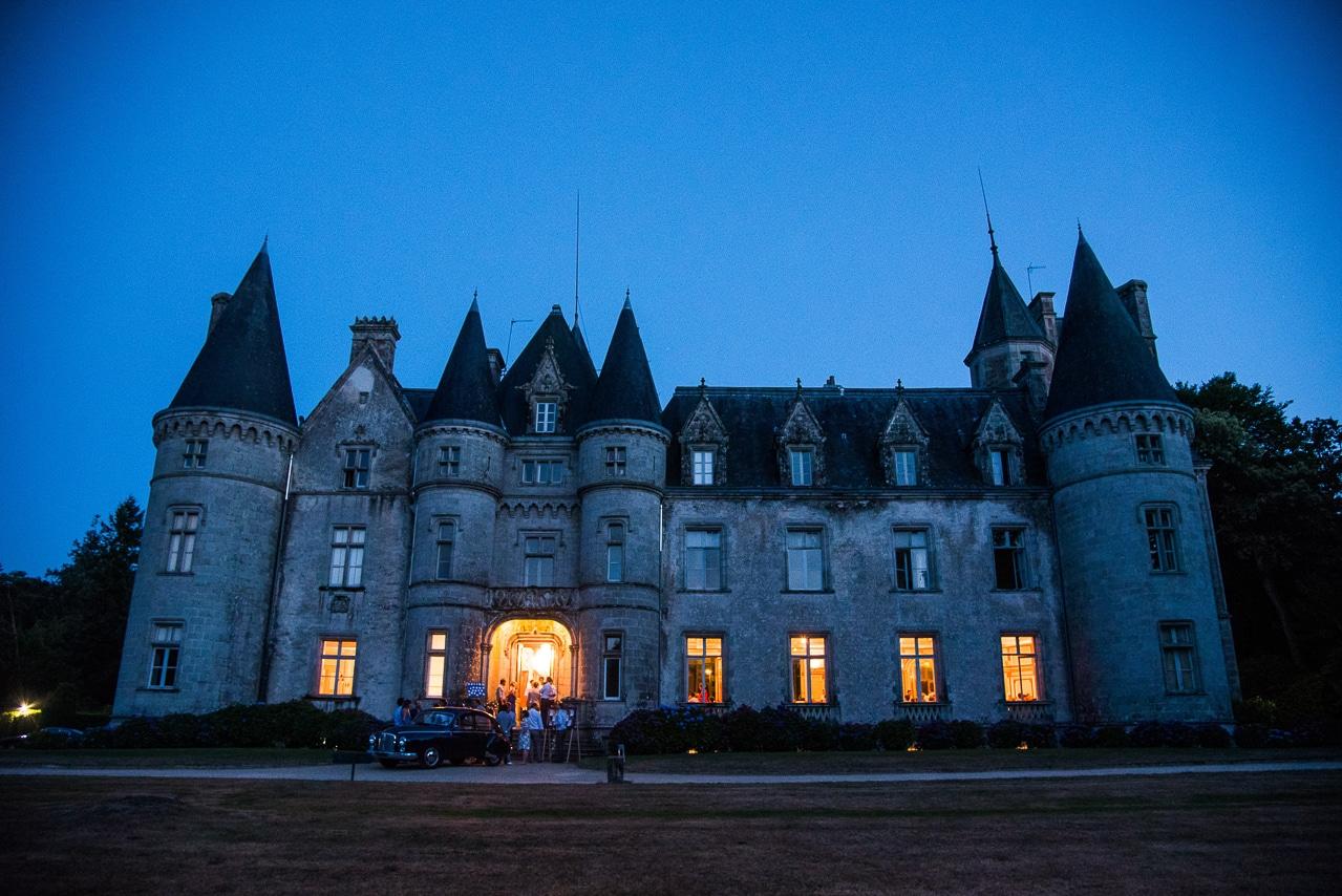 Magnifique château de Tredion à Vannes